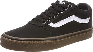 Vans MN Ward, Men's Shoes, Black ((Canvas) black/gum), 8 UK (42 EU) (VA6EM)