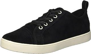 Koolaburra by UGG Women's Kellen Low Lace (Suede) Sneaker