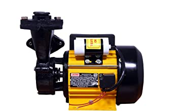 LAKSHMI Self Priming Pump 0.5 Hp(Golden Yellow)
