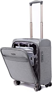 Uniwalker 防水加工 スーツケース 機内持込 小型 超軽量 キャリーケース TSAロック トランク 静音4輪 ビジネス キャリーバッグ 機内持込可 旅行 出張
