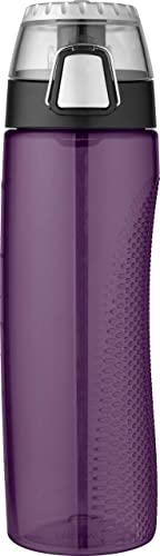 new arrival Thermos 24 Ounce Tritan Hydration outlet sale popular Bottle with Meter, Purple outlet sale