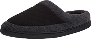 Dearfoams Quilted Fleece Clog womens Slipper