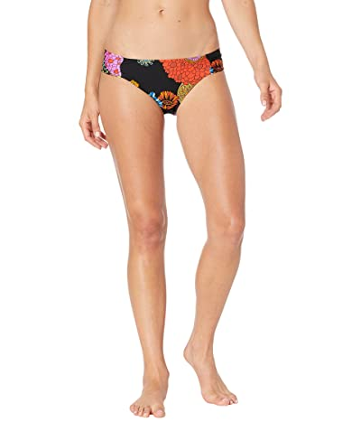 Trina Turk Electric Reef Shirred Side Hipster
