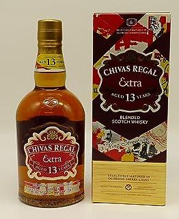 Chivas Brothers Chivas Regal EXTRA 13 Years Old Blended Malt Scotch Whisky 40% Volume 0,7l in Geschenkbox Whisky