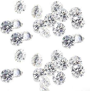 Gemhub Lab Grown Loose CVD Diamond 1mm-4mm SI1 DEF Color 1ct Lot CVD/HPHT