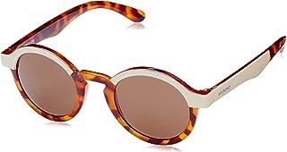 MR.BOHO - Cream/leo tortoise dalston with classical lenses - Gafas De Sol unisex multicolor (carey), talla única