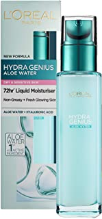 L'Oreal Paris Hydra Genius Hyaluronic Acid + Aloe Liquid