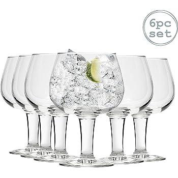 Lentes Gin and Tonic Durobor Gusto Globo español de Copa - 660 ml ...
