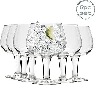 Lentes Gin and Tonic Durobor Gusto Globo español de Copa -
