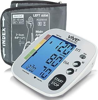 Vive Precision Blood Pressure Cuff - Heart Rate Monitor...