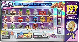 Shopkin Real Littles Super Glitter Mystery Box