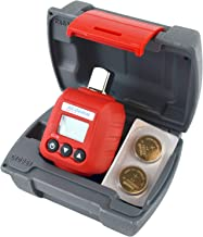 """ACDelco Tools 3/8"""" Digital Torque Adapter (5.9-59 ft-lbs) with Audible Alert ARM602-3, Red"""