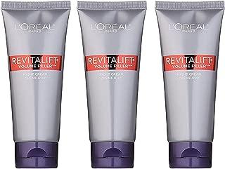 L'Oréal Paris Revitalift Volume Filler Night Cream, 2 Fluid Ounce (Pack of 3)