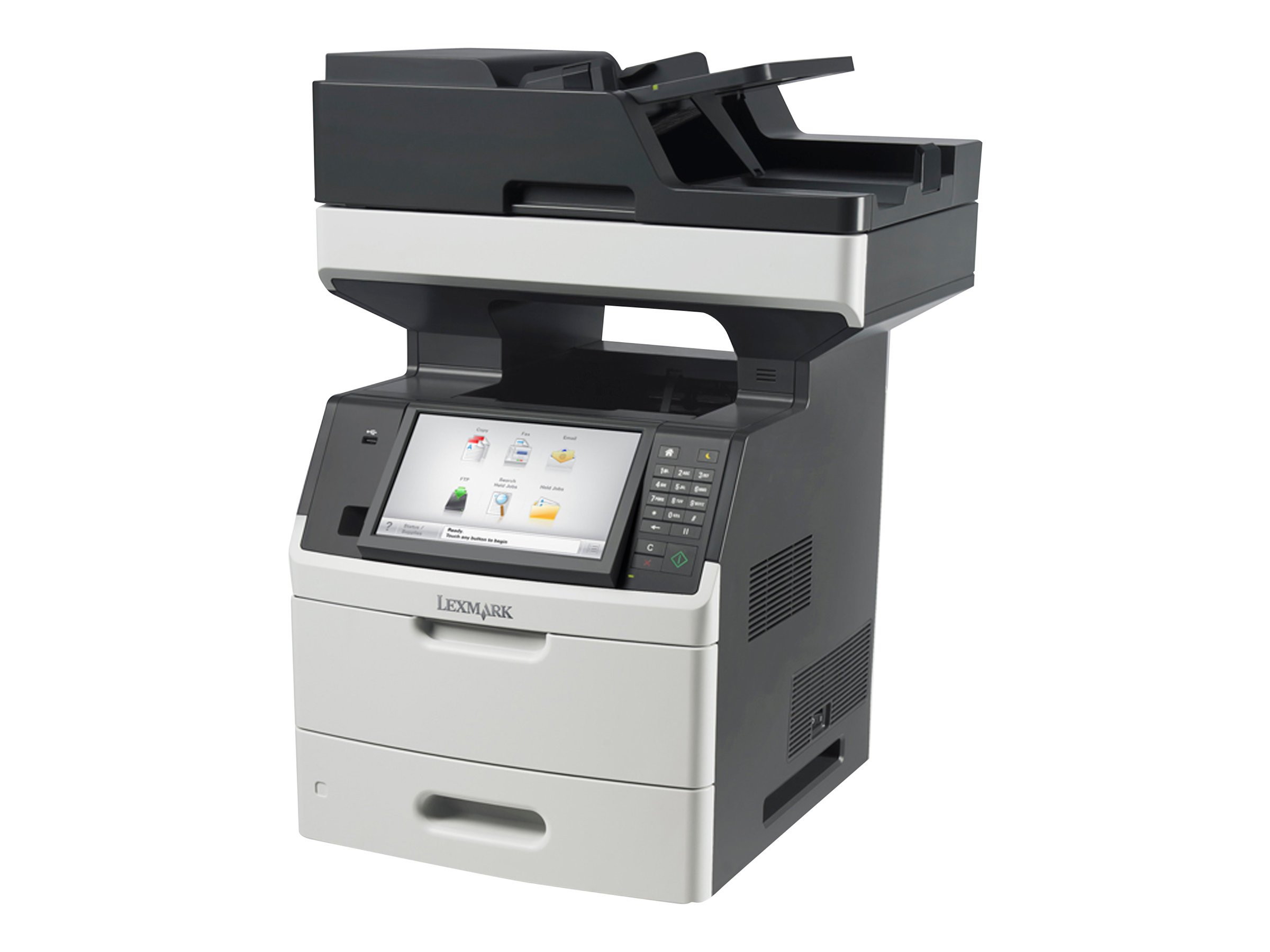 Lexmark MX46dhe - B/W Multifunction ( fax / copier / printer / scanner )