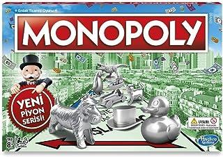 Hasbro Monopoly Kutu Oyunu
