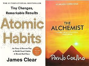 Atomic Habits & The Alchemist ( pack of 2 )
