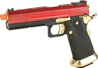 Evike AW Custom Hi-Capa Competition Grade Gas Blowback Airsoft Pistol