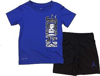 5c05f568f29e Jordan Air Boy`s T-Shirt and Shorts 2 Piece Set