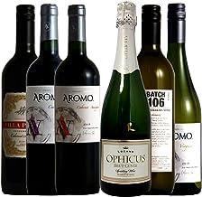 ワイン名産国周遊 スペイン・イタリア・チリ 飲み比べ ワインセット 赤ワイン 3本 白ワイン 2本 スパークリングワイン 1本 750ml×6本