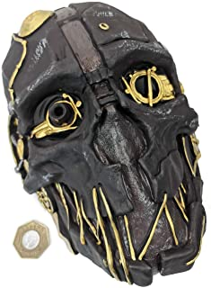 dishonored mask cosplay