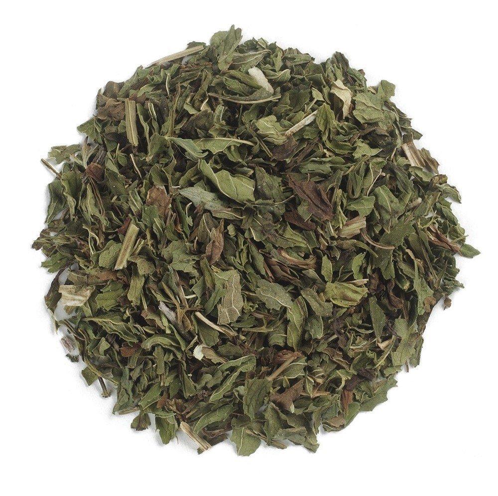 Frontier Herb Organic Cut and Max 78% OFF Sifted Leaf 16 Ounce Max 81% OFF -- Spearmint