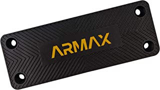 ARMAX Gun Magnet, 80 lbs Magnetic Gun Mount, Pistol Magnet Holder, Holster Alternative, Mount Gun Securely for Car, Truck,...