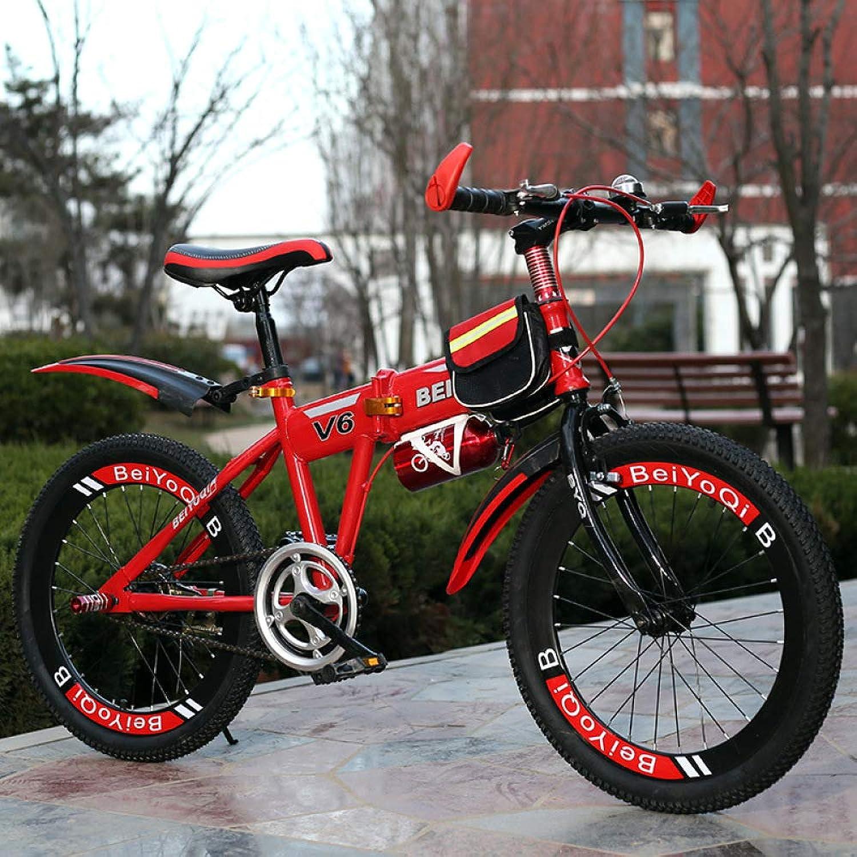 autorización oficial Defect Bicicletas Infantiles Infantiles Infantiles Bicicletas de Montaña de Deportes de Montaña de Ocio para Estudiantes  punto de venta de la marca