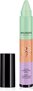 Bourjois, 1,2,3 Perfect Colour Correcting Stick 01, 2.4 g - 0.08 fl oz