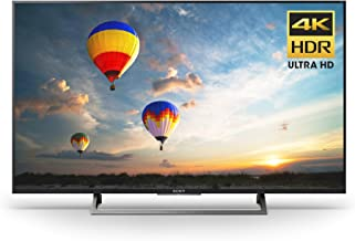 Sony XBR55X800E 55-Inch 4K Ultra HD Smart LED TV (2017 Model) (Renewed)