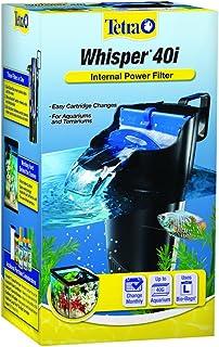 Tetra Whisper Filtro para Tanque con BioScrubber para acuarios, Up to 40-Gallons