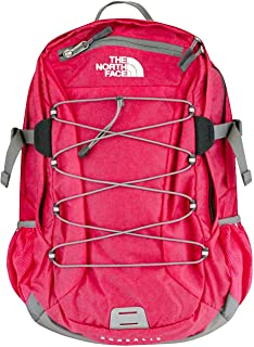 Women Classic Borealis Backpack Student School Bag Rose Red