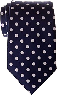 Best navy tie with white polka dots Reviews
