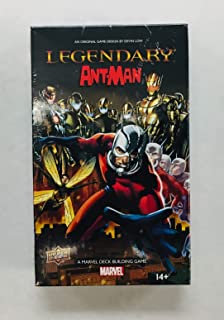 Legendary: A Marvel Deck Building Game: Ant-Man Expansion