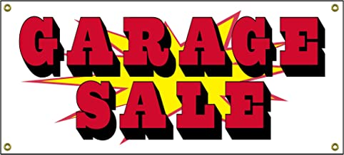 Garage Sale Banner Retail Store Home Shop Business Sign 36