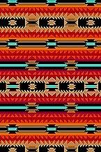 Crimson Arrow Native American Fleece Fabric - 60