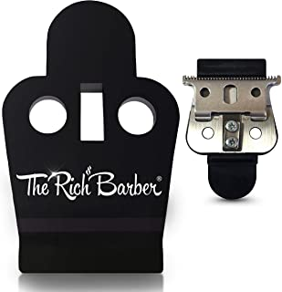 The Rich Barber On The Money 10 Second Blade Setter | Zero Gap Tool for Sharper Lines,..