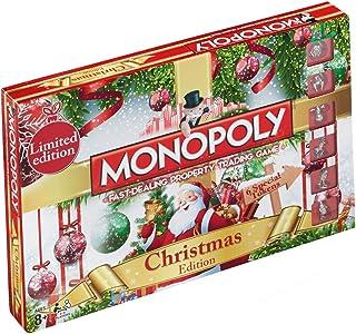 Christmas Monopoly Monopoly - Entertainment