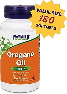 Best now foods oregano oil 90 softgels Reviews