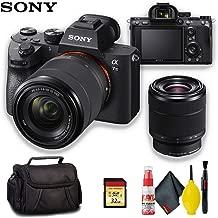 Sony Alpha a7 III Mirrorless Digital Camera with 28-70mm Lens - Standard Kit