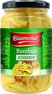 Diamond, Conserva de brote de bambú - 12 de 330 ml. (Total 3960 ml.)