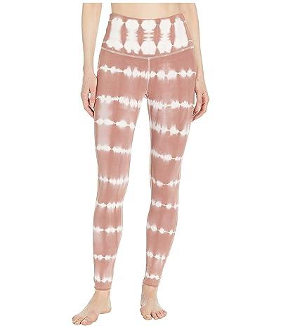 FP Movement Tie-Dye Essential Leggings (Taupe) Women
