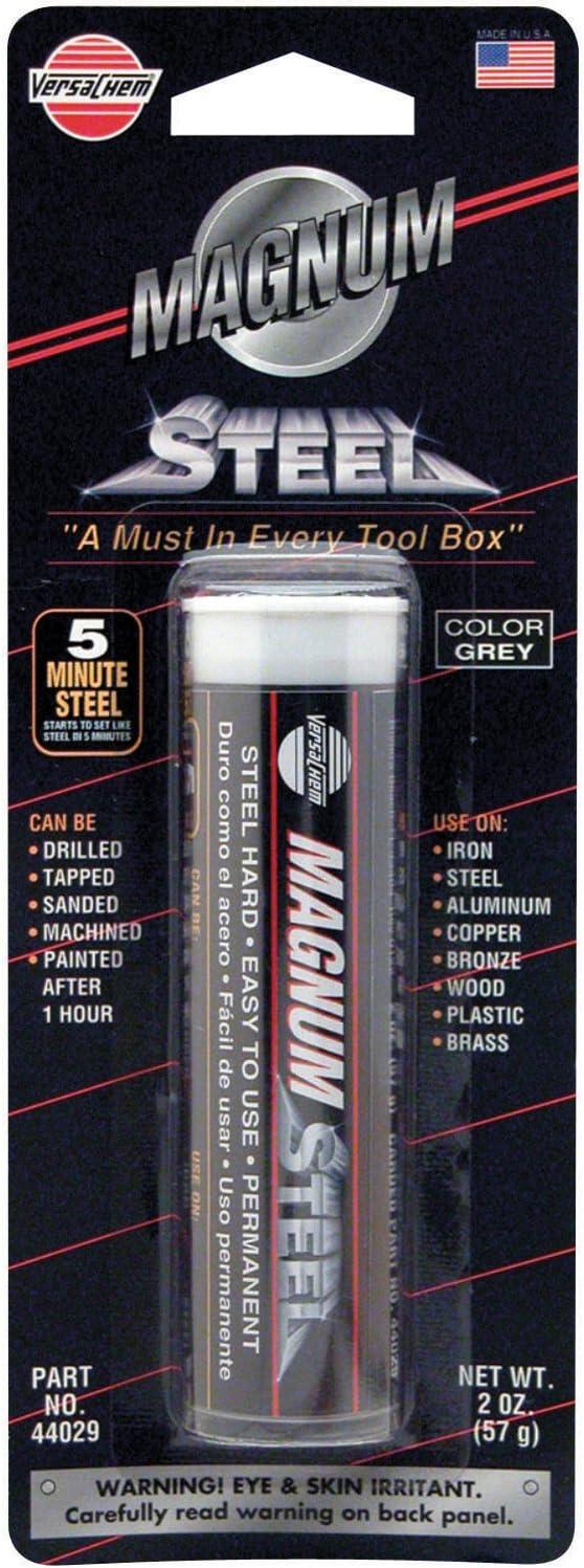 Max 75% OFF Versachem 44029 Recommendation Magnum Steel Stick oz. Epoxy - 2