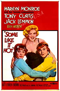Posters USA - Some Like It Hot Movie Poster GLOSSY FINISH - MOV946 (24