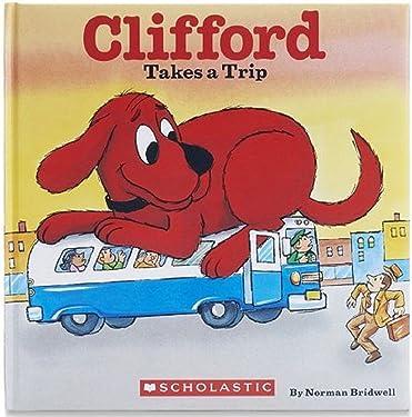 Clifford Takes A Trip hardback book (Kohl's Cares)