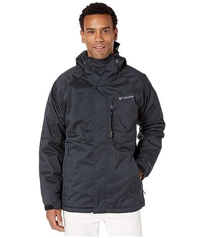 Columbia Alpine Actiontm Jacket (Black) Men