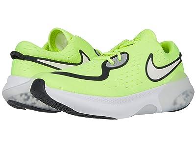 Nike Kids Joyride Dual Run (Big Kid) (Volt/Sail/Dark Smoke Grey/Light Smoke Grey) Kid