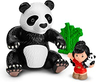 Fisher-Price Little People Giant Panda Doll