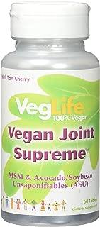 VegLife Joint Supreme Vegan Tablet, 60 Count