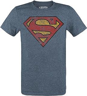 Superman T-Shirt Camiseta para Hombre