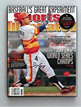 sports illustrated cover astros